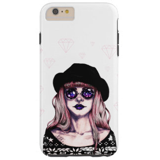 Lucy in the Sky with Diamonds Tough iPhone 6 Plus Case
