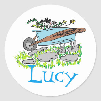 Lucy's Stickers