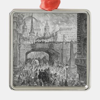 Ludgate Hill Christmas Ornament