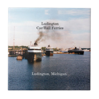 Ludington Car/Rail Ferries tile
