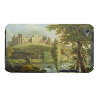 Ludlow Castle with Dinham Weir, from the South-Wes Barely There iPod Cover