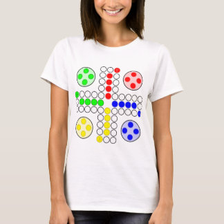 Ludo Classic Board Game T-Shirt