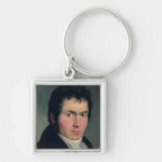 Ludwig van Beethoven 1804 Key Chain