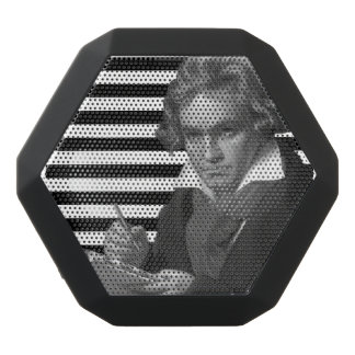 Ludwig van Beethoven Black Bluetooth Speaker