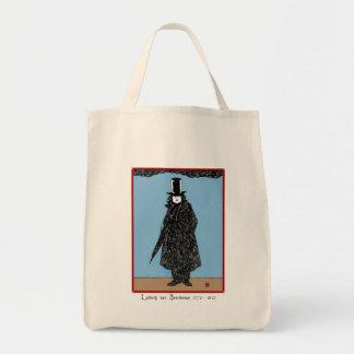 Ludwig van Beethoven Grocery Tote Grocery Tote Bag