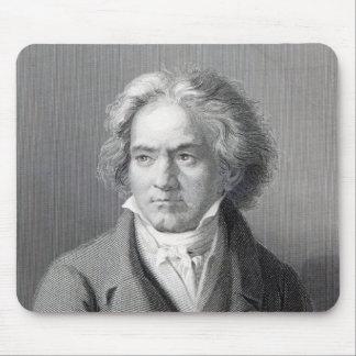 Ludwig van Beethoven Mouse Mat