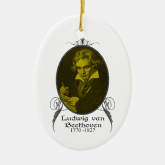 Ludwig van Beethoven Ornament