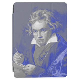 Ludwig van Beethoven - symphony in blue iPad Air Cover