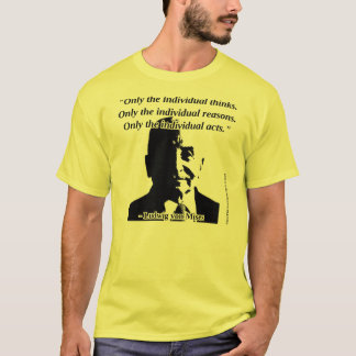 Ludwig von Mises - Human Action T-Shirt