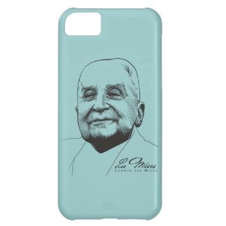Ludwig von Mises iPhone 5C Case