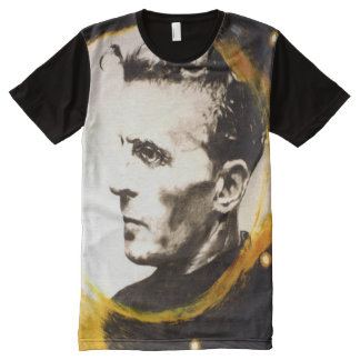 Ludwig Wittgenstein All-Over Print T-Shirt