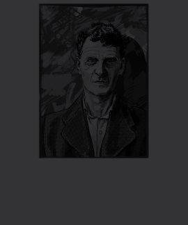 Ludwig Wittgenstein Shirt + Quote
