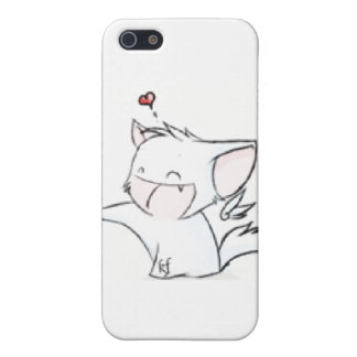Luff Kitty iPhone 4 Case