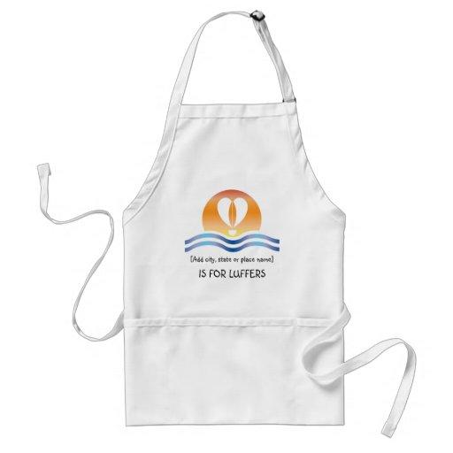 Luffers Sunset_Namedrop apron