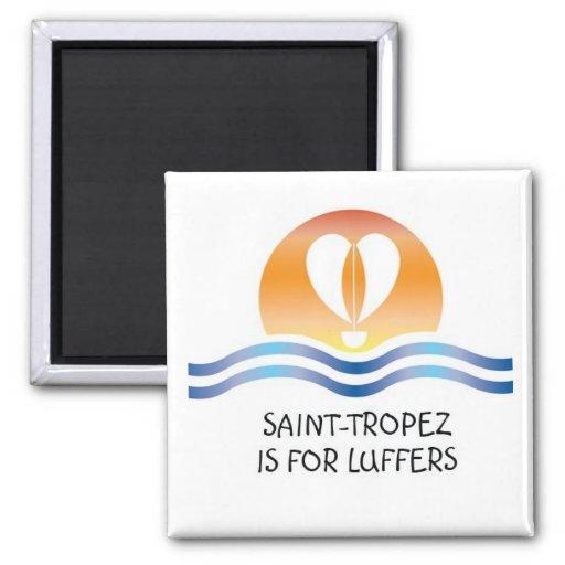 Luffers Sunset_Saint-Tropez magnet