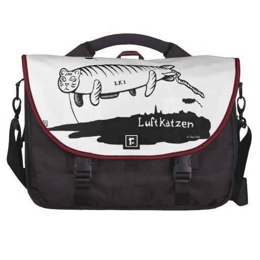 Luftkatzen Commuter Laptop Bag