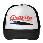 Luge Gravity Rush Trucker Hats