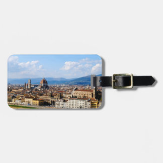 Luggage Tag: Florence, Italy Luggage Tag