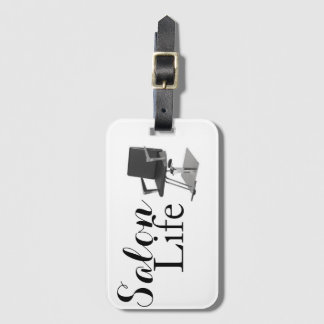 Luggage Tag for the Beauty Girl