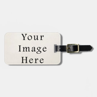 Luggage Tag Personalized Travel ID Tags Template