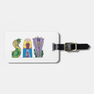 Luggage Tag | SAVANNAH, GA (SAV)
