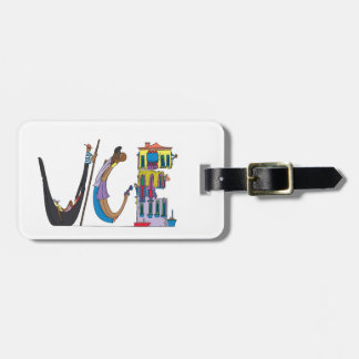Luggage Tag | VENICE, IT (VCE)