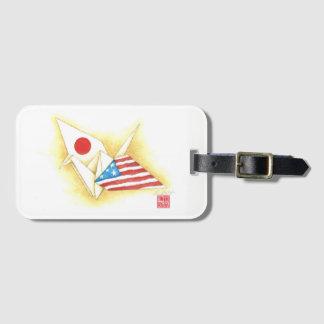 Luggage Tag w/Business Card Slot
