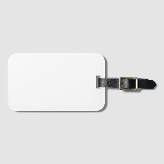 Luggage Tag with Business Card Slot