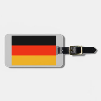 Luggage Tags of Germany