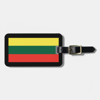Luggage Tags of Lithuania