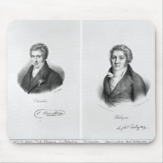 Luigi Cherubini  and Nicolas Marie Dalayrac Mouse Mat