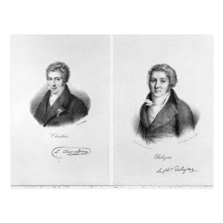 Luigi Cherubini  and Nicolas Marie Dalayrac Postcard
