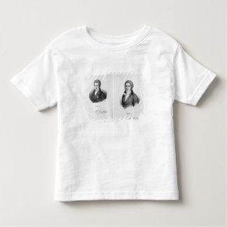 Luigi Cherubini  and Nicolas Marie Dalayrac Toddler T-Shirt