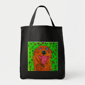 LUKAS Canvas Tote Grocery Tote Bag
