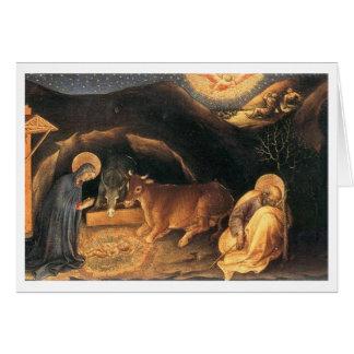Luke's Christmas Story Greeting Card