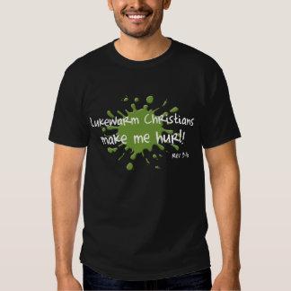 Lukewarm Christians Dark T-Shirt