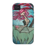 """""""Lullaby of Birdland"""" iPhone 4 CaseMate Tough Case iPhone 4 Cover"""