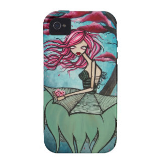 """""""Lullaby of Birdland"""" iPhone 4 CaseMate Tough Case Vibe iPhone 4 Cover"""