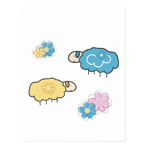 Lullaby Post Cards