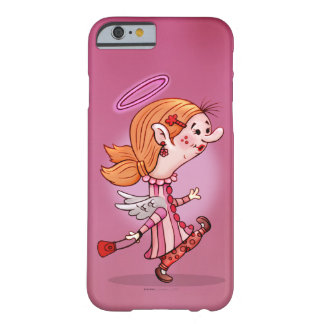 LULU ANGEL CARTOON iPhone 6/6s BARELY There Barely There iPhone 6 Case