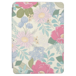 Lulu Floral iPad and phone accessories iPad Air Cover