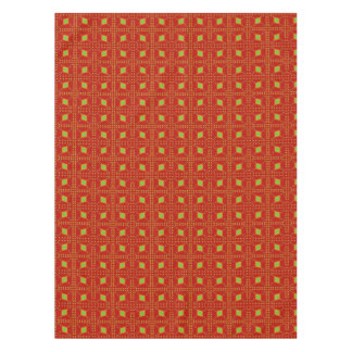 Lulu red tablecloth