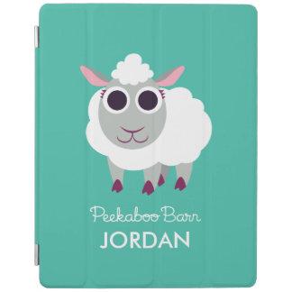 Lulu the Sheep iPad Cover