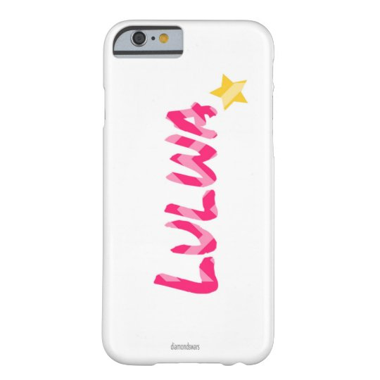 LULWAA BARELY THERE iPhone 6 CASE