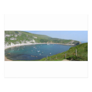 Lulworth Cove, Dorset Postcard