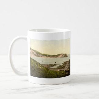 Lulworth Cove I, Dorset, England Basic White Mug