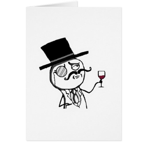 Lulzsec Monocle Guy Cards