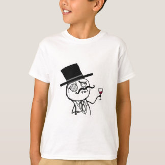 Lulzsec Monocle Guy T-Shirt