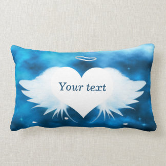 Lumbar Pillow 13 x 21 - Angel of the Heart