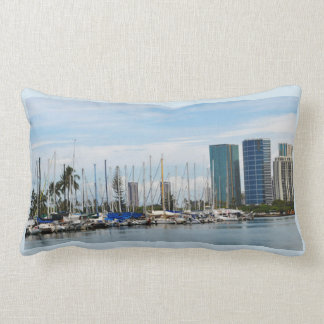 Lumbar Pillow - Ala Moana Marina